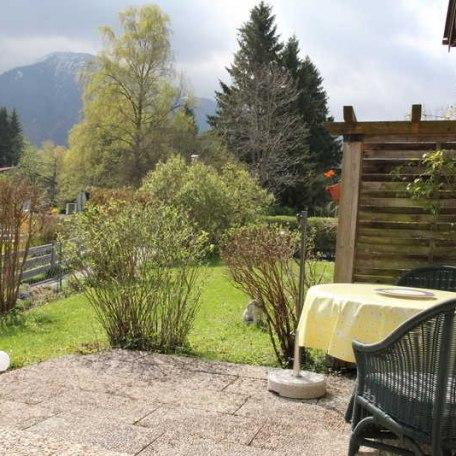 Terrasse, © im-web.de/ Tourist-Information Rottach-Egern