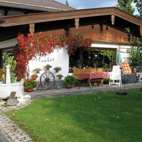 Blick auf den Frühstücksraum, © im-web.de/ Tourist-Information Rottach-Egern