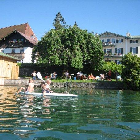 Badevergnügen, © im-web.de/ Tourist-Information Rottach-Egern