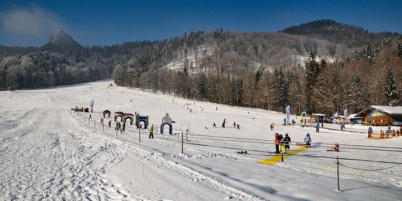 Skischule Leis Kreuth, © Gerlind Schiele