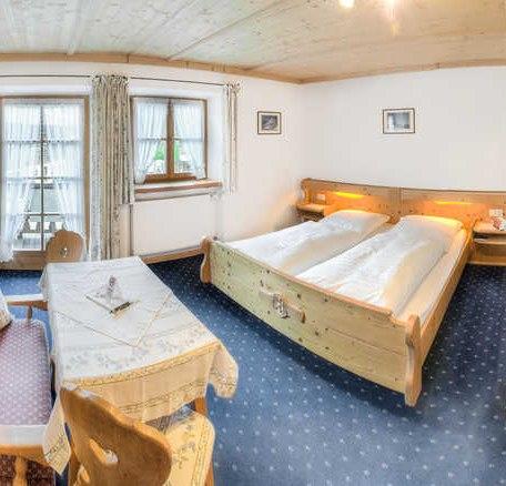Zimmer 4, © im-web.de/ Tourist-Information Kreuth