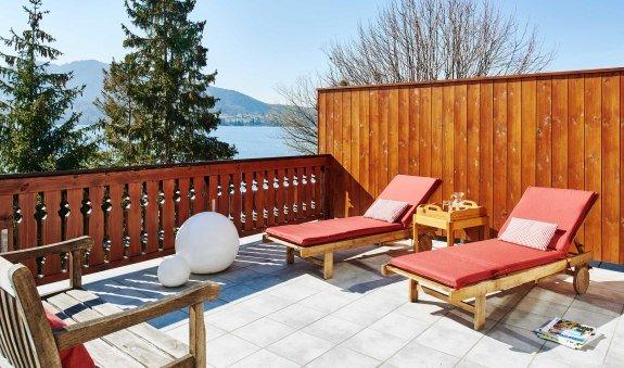 Ferienwohnung St. Quirin, © im-web.de/ Ferienwohnungen Tegernsee