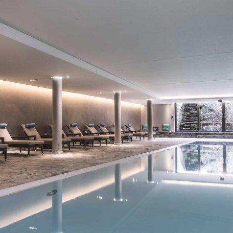 Der Indoorpool, © im-web.de/ Tourist-Information Rottach-Egern