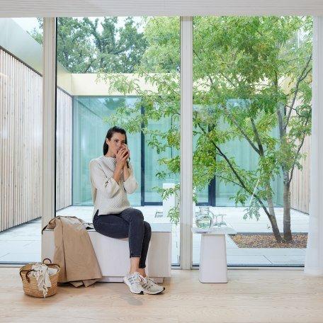 Zeit für Entspannung in der Lounge, © Der Tegernsee, Hansi Heckmair