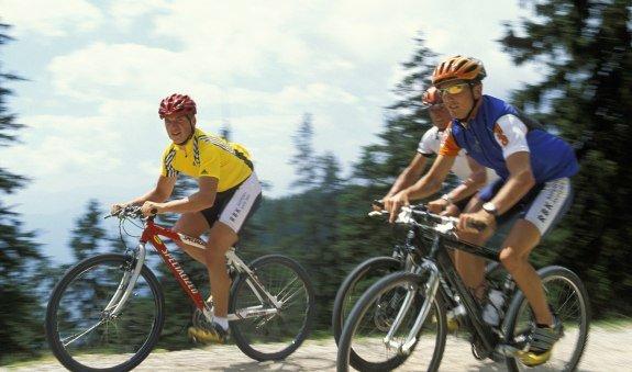 """Valepp - Spitzingsee - Freudenreich (Tour Nr. 39 aus dem """"RadlTraum Süd"""")"""