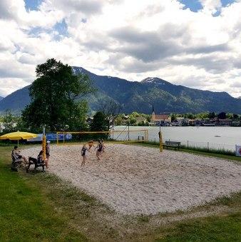 Beachvolleyball Tegernsee, © Volleyballclub Tegernseer Tal e.V.