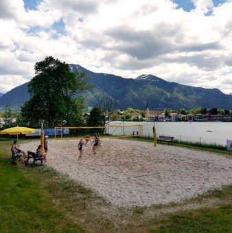Beachvolleyball Tegernsee, © Volleyballclub Tegernseer Tal e.V.
