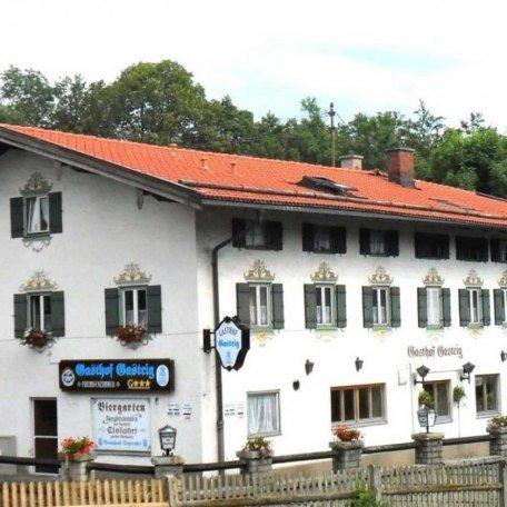 Unser Gasthof von außen, © im-web.de/ Tourist-Information Gmund am Tegernsee