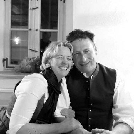 Ehepaar Georg und Margret Eberhardt, © im-web.de/ Tourist-Information Rottach-Egern