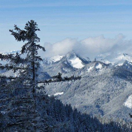 Winterpanorama, © im-web.de/ Tourist-Information Kreuth