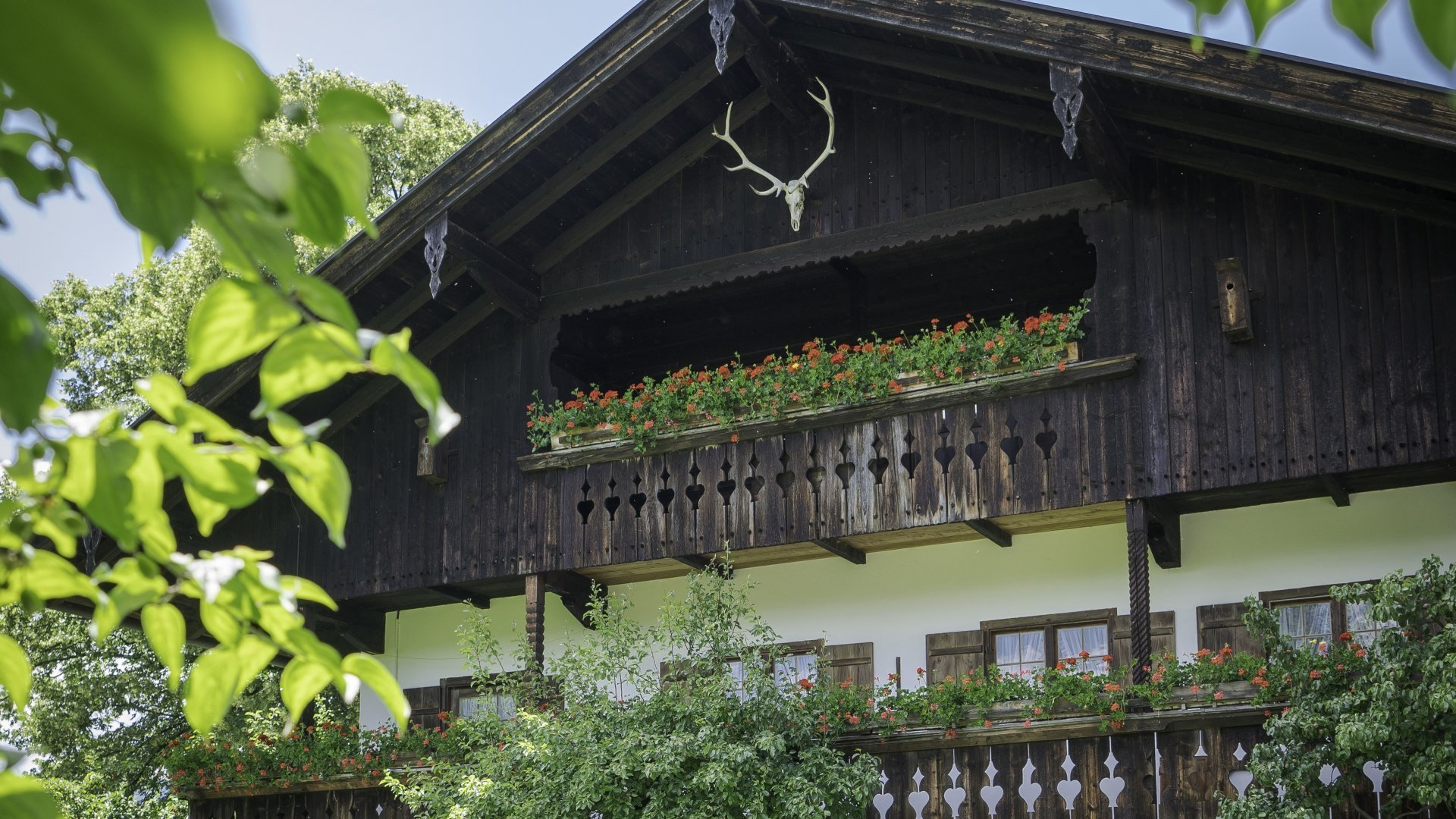 Ludwig Thoma Haus, © Der Tegernsee, Dietmar Denger