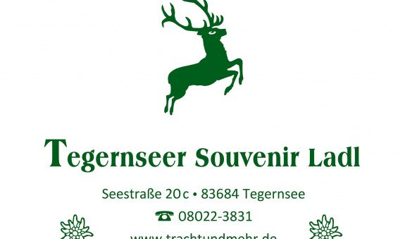 tegernseer-souvenir-ladl, © Tegernsee Souvenir Ladl