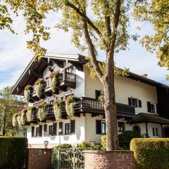 Geburtshaus Grete Weil, © Der Tegernsee, Sabine Ziegler-Musiol