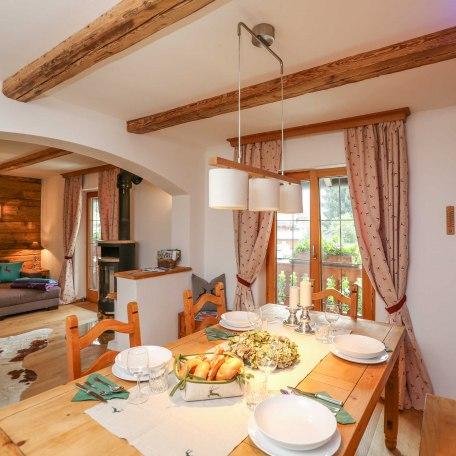 Gemütlicher Essbereich, © im-web.de/ Alpenregion Tegernsee Schliersee Kommunalunternehmen