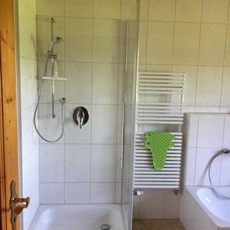 Badezimmer Dusche, © im-web.de/ Alpenregion Tegernsee Schliersee Kommunalunternehmen