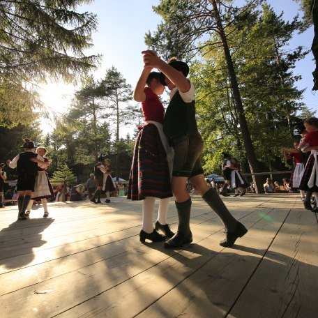 Waldfest Kreuth - echt bayerisches Lebensgefühl, © Egbert Krupp