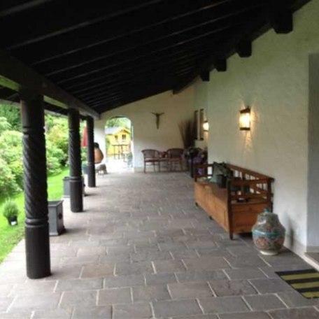 Zugang zum Appartement, © im-web.de/ Tourist-Information Rottach-Egern