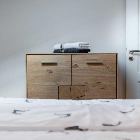 Detail Schlafzimmer 2, © im-web.de/ Alpenregion Tegernsee Schliersee Kommunalunternehmen