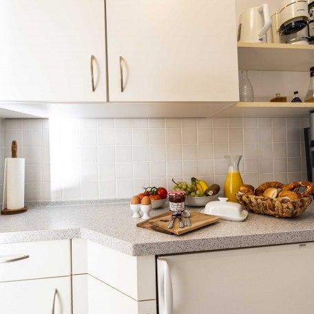 Bestens ausgestattete Küche, © im-web.de/ Alpenregion Tegernsee Schliersee Kommunalunternehmen