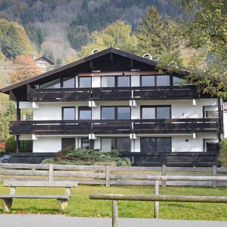 Seeblick direkt am Tegernsee, © im-web.de/ Ferienwohnungen Tegernsee