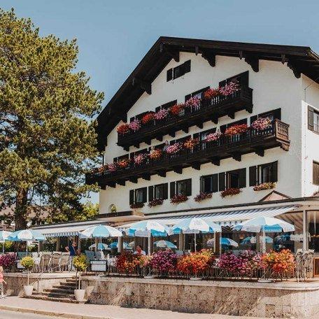 Seehotel Zur Post Tegernsee, © im-web.de/ Tourist Information Tegernsee