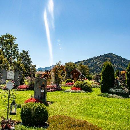 Friedhof Bad Wiessee, © Der Tegernsee, Sabine Ziegler-Musiol