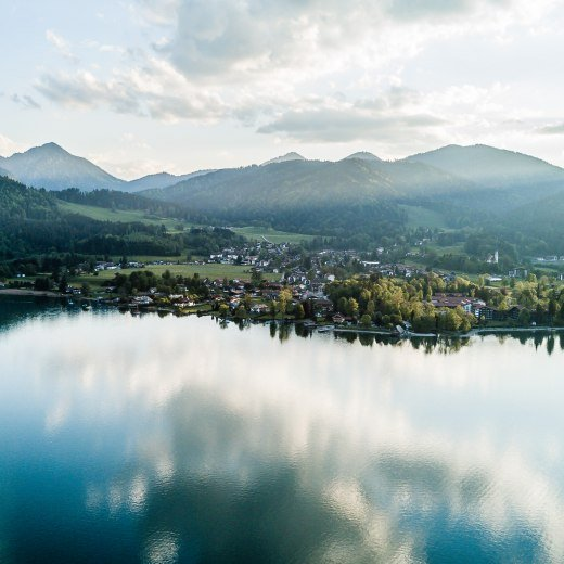 Bad Wiessee in summer, © Peter Prestel