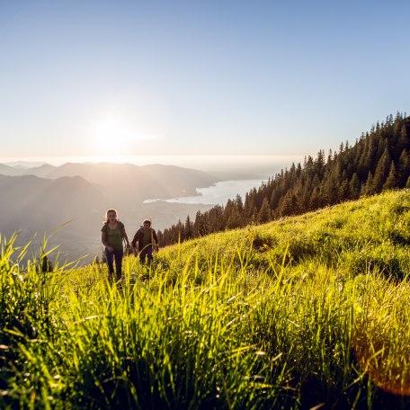 Wandern, © Der Tegernsee, Hansi Heckmair