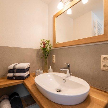 Badezimmer, © im-web.de/ Alpenregion Tegernsee Schliersee Kommunalunternehmen