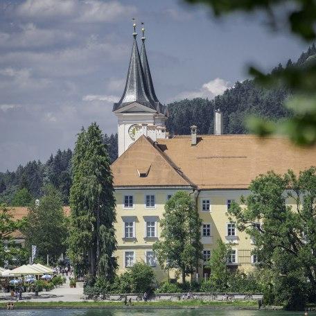 Kloster Tegernsee, © Der Tegernsee, Dietmar Denger